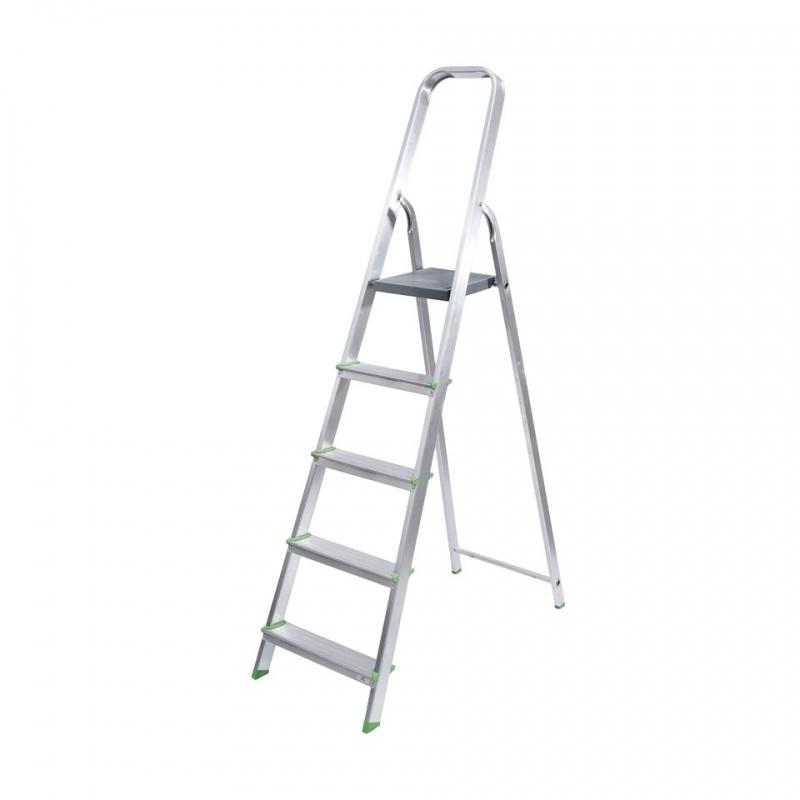 Escalera de tijera eco 7 pelda os for Escaleras 7 peldanos precio